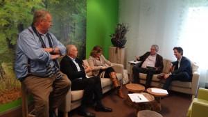 Marketing bijeenkomst bij de gemeente Oud-Beijerland